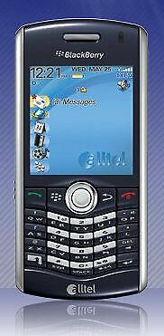 Blackberry Pearl 8130 SmartPhone (Alltel) BLUE 8130 Smartphone