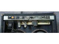 978 Peavey Classic VT 212 Guitar amp