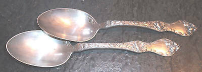 2 salesman sample Reed & Barton sterling silver spoon