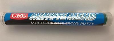 NEW CRC Minute Mend Multi-Purpose Epoxy Putty 14070 4oz Multi Purpose Putty