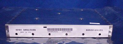 Agilent Hp 08920-61101 Spectrum Analyzer