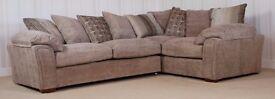 Buoyant clifton 2 piece corner sofa £699
