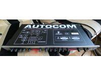 Behringer Autocom MDX1200 dynamics processor and enhancer