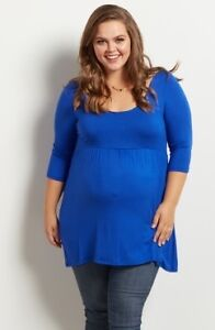 Plus Size Maternity Tops NWT