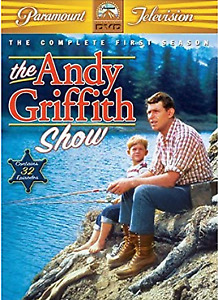 Andy Griffith DVD's - Complete First Season 32 Episodes