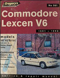 holden vs commodore repair manual ebook browse manual guides u2022 rh repairmanualtech today VR Commodore V6 Commodore VP