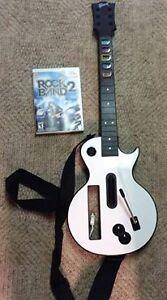 Guitar Hero Guitar and Rockband 2 Game!!