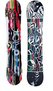 New Head Snowboard with Bindings (156 cm), never used