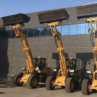CL72TT Wheel loader Telescopic Boom Loader NEW - Finance $222pw