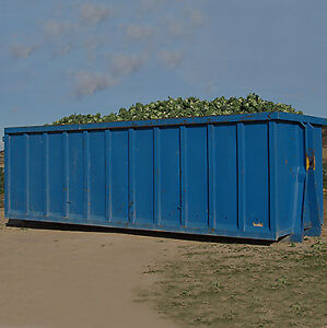 Dumpster Removal services in Calgary