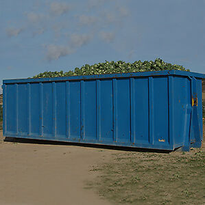 Dumpster Removal services in Calgary,