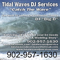 Tidal Waves DJ Services- As seen on TLC's A Wedding Story