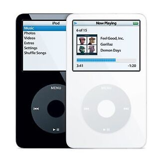Wanted: iPod Classic (Video) 30/60/80Gb