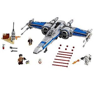 Lego Star Wars - resistance x-wing