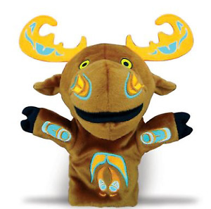 Mo The Moose Hand Puppet