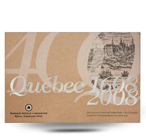 Carte de collection de la Monnaie royale canadienne - 400e