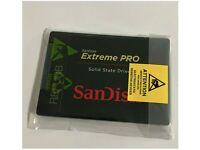 "SanDisk Extreme PRO 480GB SSD SDSSDXPS-480G 2.5"" SATA III"