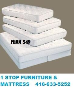 """Pocket coil mattress 2"""" pillow top with 10 years of warranty !!!"""