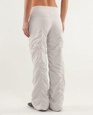 Lululemon Yoga Pants With Side Pockets