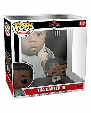 Lil Wayne - Tha Carter III Funko Pop! Rocks Albums