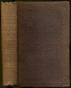 Walter Savage LANDOR / Imaginary Conversations of Greeks and Romans 1st ed 1853