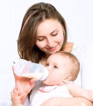 Warum die richtige Ernährung gerade für Babys so wichtig ist