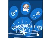 ChristChurch B'Ark DogWalks&Visits#2hours£15(3hours £20)