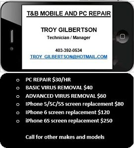 905 android tv boxes / PC / Phone repair- Lacombe