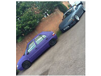 Modified Purple saxo- low milage