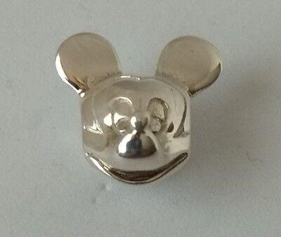 CHAMILIA DISNEY. Abalorio charm plata de primera ley. Mickey