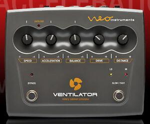 New Ventilator Rotary Sim