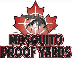 Mosquito Business looking for Territory Agents  London Ontario image 1