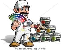 Freelance Home Painter available
