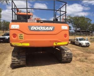 Doosan Excavator DX225LC Archerfield Brisbane South West Preview