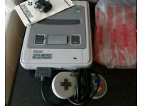 Wanted - super nintendo console