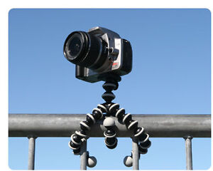 Mini Tripods, Gorillapod, filters, cards, filters, more