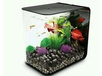 Biorb fish tank in box with all accessories