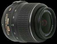 Nikon Nikkor 18-55 VR Zoom lens