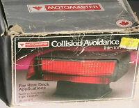 Rear Stoplight  REAR DECK APLICATION