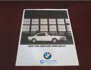 Original BMW Sales Brochures 1970's-2012 3 5 6 7 Series M +