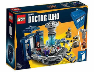 LEGO Doctor Who 21304 Brand New Sealed