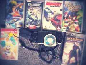 PSP system w/7 games London Ontario image 1