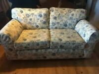 Flora sofa - newly upholstered
