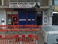 MINICAB OFFICE FOR SALE E1 ALDGATE EAST STATION