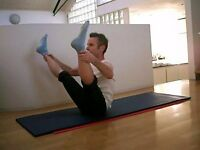 Pilates & fitness private bookings now available
