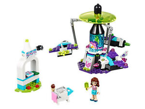 Lego Amusement Park Space Ride 41128