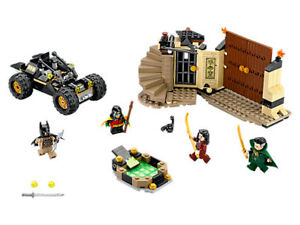 Lego Rescue from Ra'as Ghul 76056
