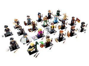 Complete set of Lego Harry Potter 2018 CMF for $150