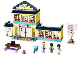 Lego Friends Heartlake High School Set 41005 - used
