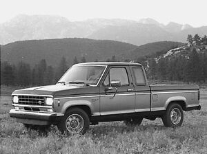 Ranger or bronco wanted